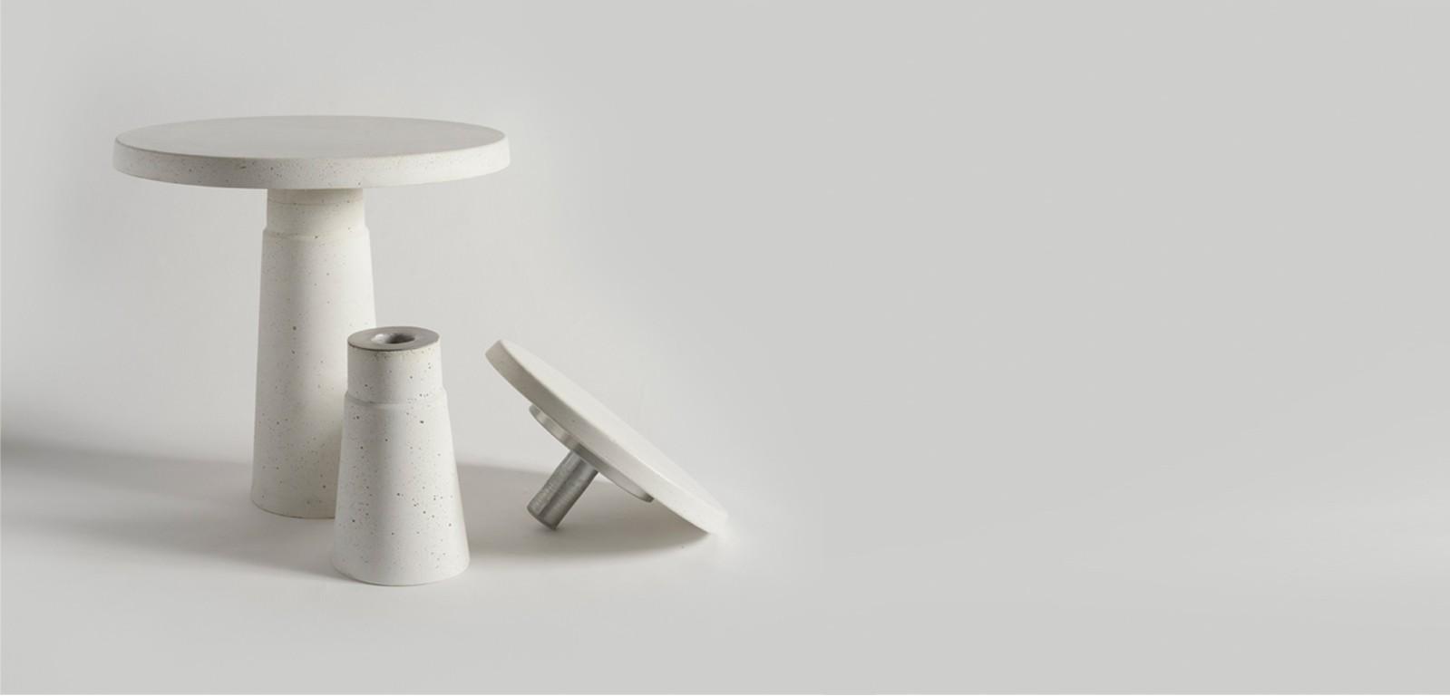 PIN-side-accent-coffee-tables-minimal-white-black-concrete-handmade-luxury-alentes